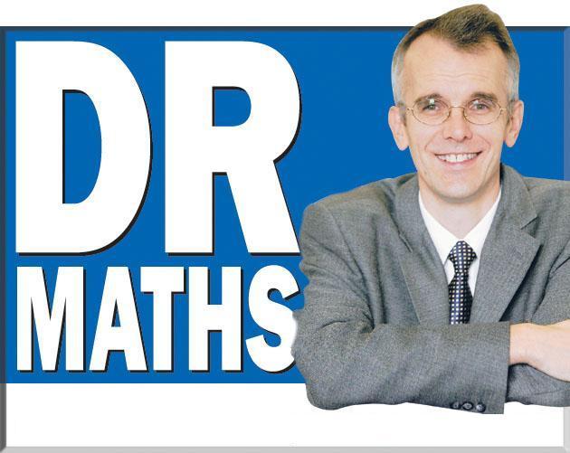 Dr Maths - Steve Humble