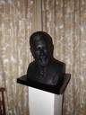 Bust of Bram Stoker by Beatrice Stewart