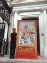 Battle of Clontarf artwork brightens up the street of downtown San Jose!