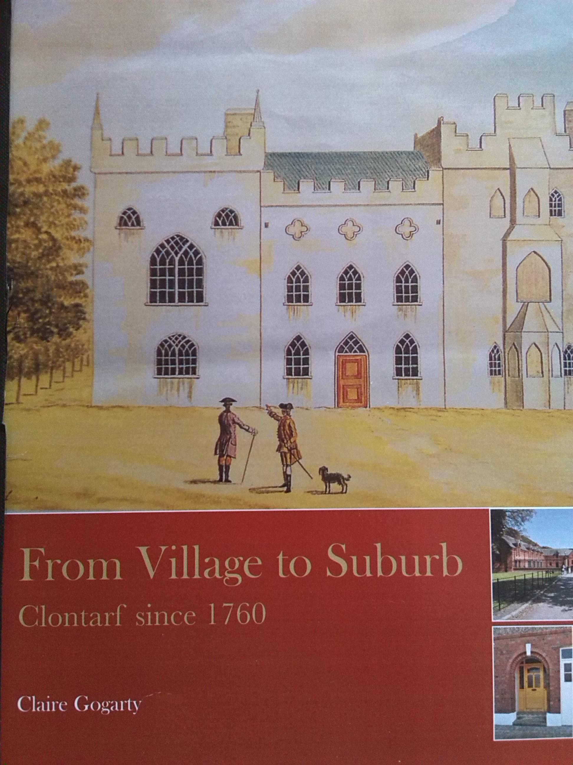Book Launch - From Village to Suburb: the Building of Clontarf since 1760.